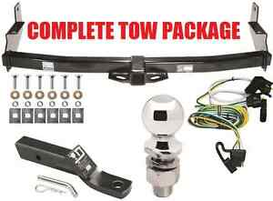 97 02 ford expedition tow package trailer hitch wiring. Black Bedroom Furniture Sets. Home Design Ideas