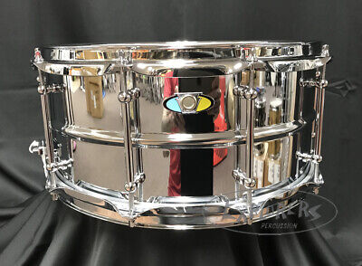 Snare - Chrome Snare Drum Steel Shell