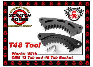 DUCATI DRY CLUTCH TOOL WORKS WITH OEM AND T48 BASKET STM