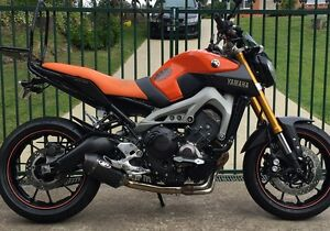 Cheapest Yamaha MT-09 in Australia, may trade another road bike Launceston Launceston Area Preview