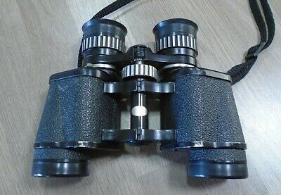 Tasco Binoculars Model 101 Zoom Fully Coated Optics 7X 15 x 35 325ft at 1000yds
