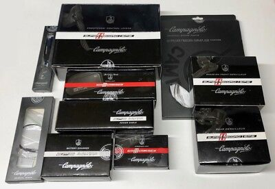 Campagnolo Super Record EPS 11-speed groupset. NEW