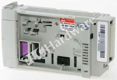Allen Bradley 1764-lrp C Micrologix 1500 Rs-232 Processor Unit 14k Qty No Cover
