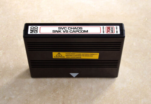 SNK vs CapCom : SVC Chaos MVS •Neo Geo JAMMA Arcade System •SNK