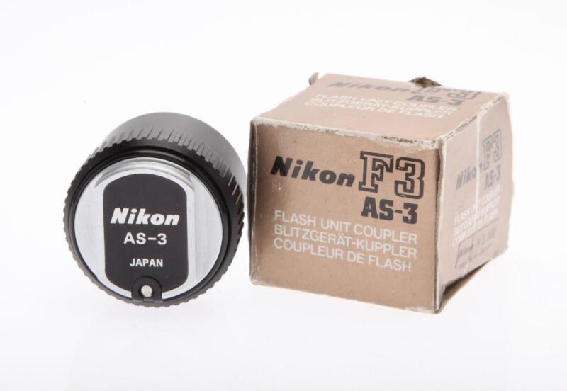 Nikon F3 AS-3 Flash Unit Coupler