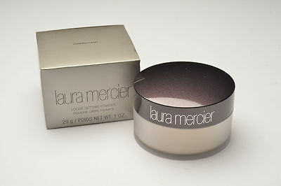 Laura Mercier Loose Setting Powder (Translucent) 29g/1oz (3 PACK) Long lasting