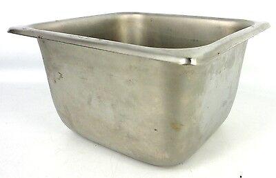 Vollrath 2064-2 Stainless Steel Steam Table Pan 4 Deep