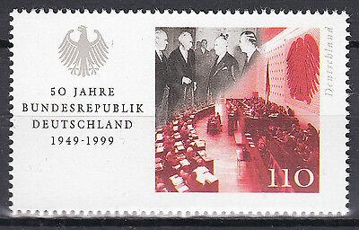 BRD 1999 Mi. Nr. 2051 aus Block 49 Postfrisch LUXUS!!!