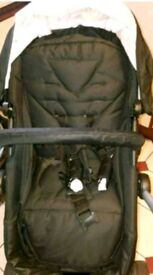 Pramette & Baby Carrier with Accessories