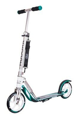 dunkelblau Hudora Scooter Roller Big Wheel Bold 125 Cityroller & Kickboards