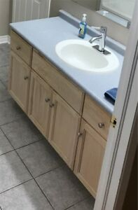 "60"" Bathroom Vanity"