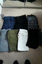 Huge maternity bundle for sale! To fit size 8-10