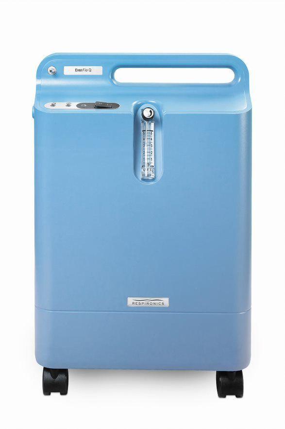 Sauerstoffkonzentrator Sauerstoffgerät Sauerstofftherapie  EverFlo  Neu!
