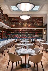 Receptionist Jobs Available at Top London Restaurant in Westminster - Immediate Start
