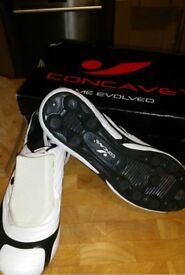 Brand New CONCAVE Football Boots in box Size 4.5