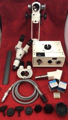 Endure Medical Optique Surgical Microscope Wlight Source Bulbs 22515 0596