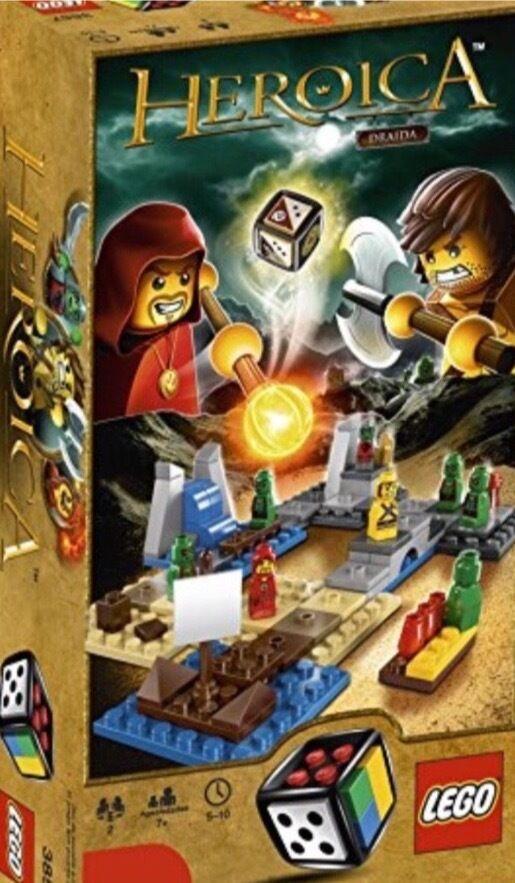 Heroica Lego Set