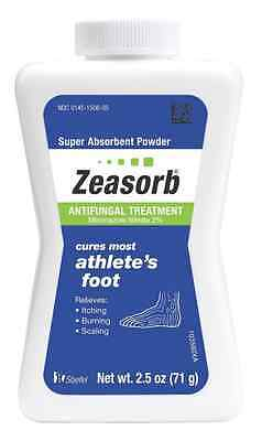 Zeasorb-AF Antifungal Powder 2.50 oz