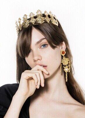 Christie Nicolaides Francesca Crown GOLD