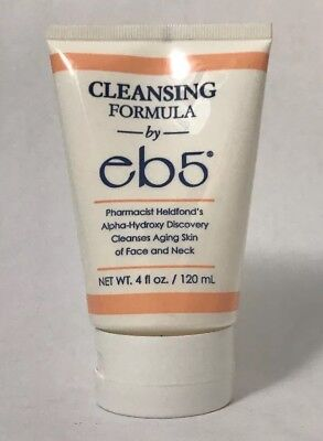 Hydroxy Formula (eb5 Cleansing Formula Alpha-Hydroxy 4oz  NEW)