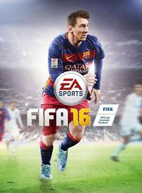 Fifa 16 game for PS4.