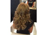 Hair extensions in Belfast city centre from £180