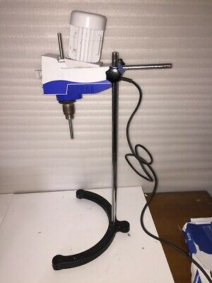 Fisher Scientific Maxima Digital Lab Overhead Stirrer With New Stand