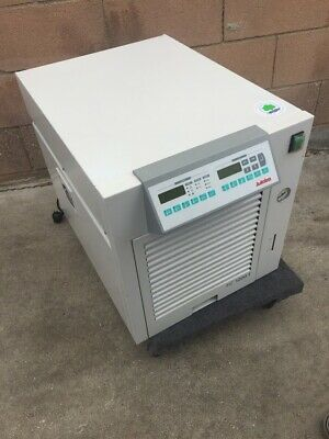 Julabo Fc 1200t Fc1200t Digital Recirculating Chiller 28lmin -10 To 80 Degrees