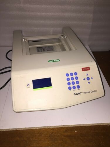 Working BIo-Rad S1000 Thermal cycler - No Block