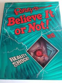 Ripley's believe it or not 2015