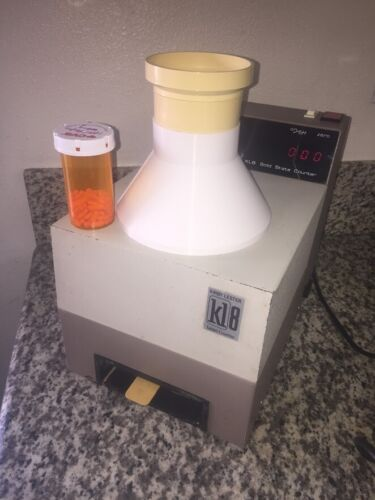Kirby Lester KL8 / KL-8 Pill/Tablet Counter