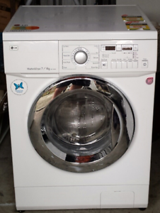 L.G WASHER/DRYER combo 7kg/4kg CALLS ONLY   Full working order Blacktown Blacktown Area Preview