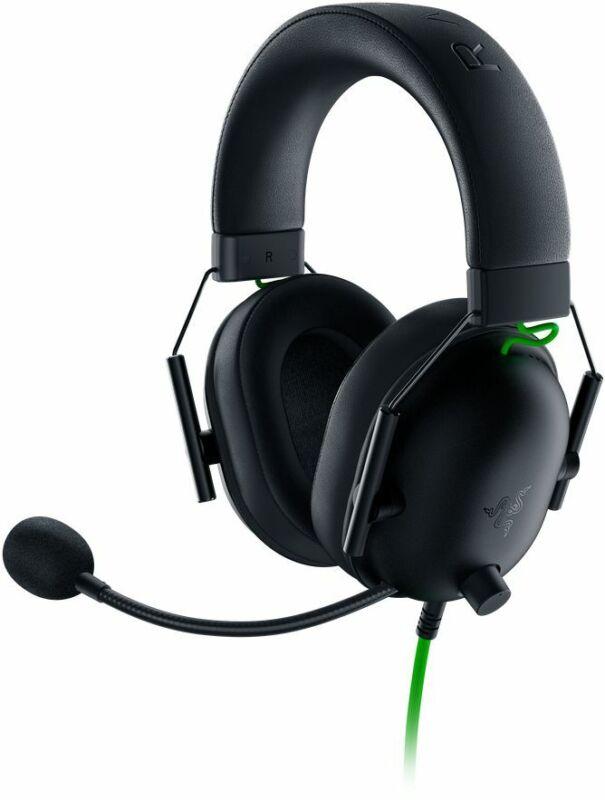 Razer Blackshark V2 X Multi-Platform Wired Esports Headset - BLACK