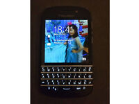BlackBerry Q10 - 16GB - Black (Unlocked) Smartphone Not Q20/Z10/Z30