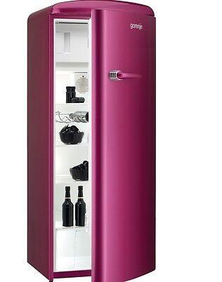 Gorenje RB60299OP Vollraum-Kühlschrank Mini-Gefrierfach Retro ... | {Kühlschrank retro gorenje 61}