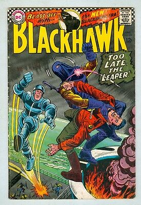 Blackhawk #233 June 1967 VG+