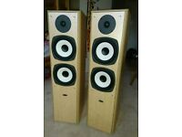 Eltax Symphony 8.3 floorstanding speakers 230W