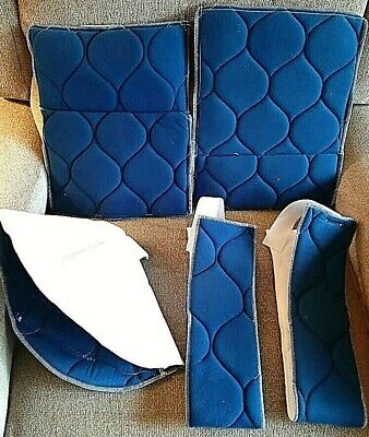 Cpm Pads 5pc Set Quilted Patient Kit By Select Medical Products Cq-000735
