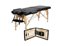 Table massage new portable