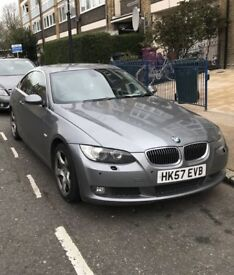 BMW 3 Series coupe se auto+satnav