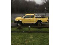 2005 MITSUBISHI L200 4WORK 2.5TD LWB PICK UP TRUCK - SHOGUN - 4X4 OFF ROAD
