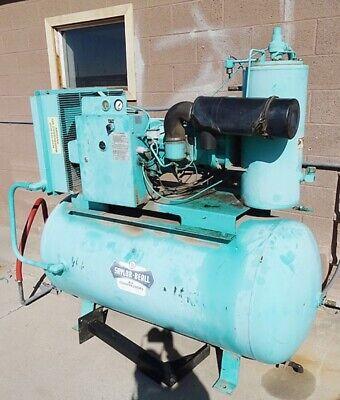 Saylor - Beall Air Screw Compressor Model 40 Dn - 40 Hp