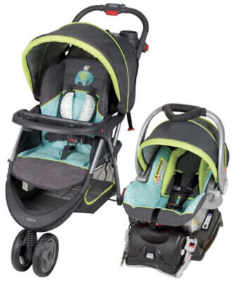 Baby Trend EZ Ride 5 Travel System Infant Stroller And Car Seat Combo Uni New