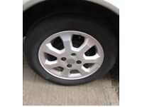Vauxhall Astra alloy wheels 5 stud