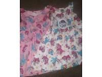 My little pony dress bundle