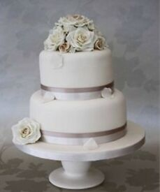 Handmade Wedding Cakes, Cupcakes and Biscuits