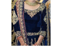 Wedding/Walima Indian Bridal Lehenga