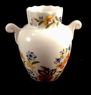 Aynsley COTTAGE GARDEN - Beatrice Vase - Fine English Bone China