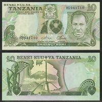 Tanzania - 10 Shillings 1978 Unc Pick 6c -  - ebay.it