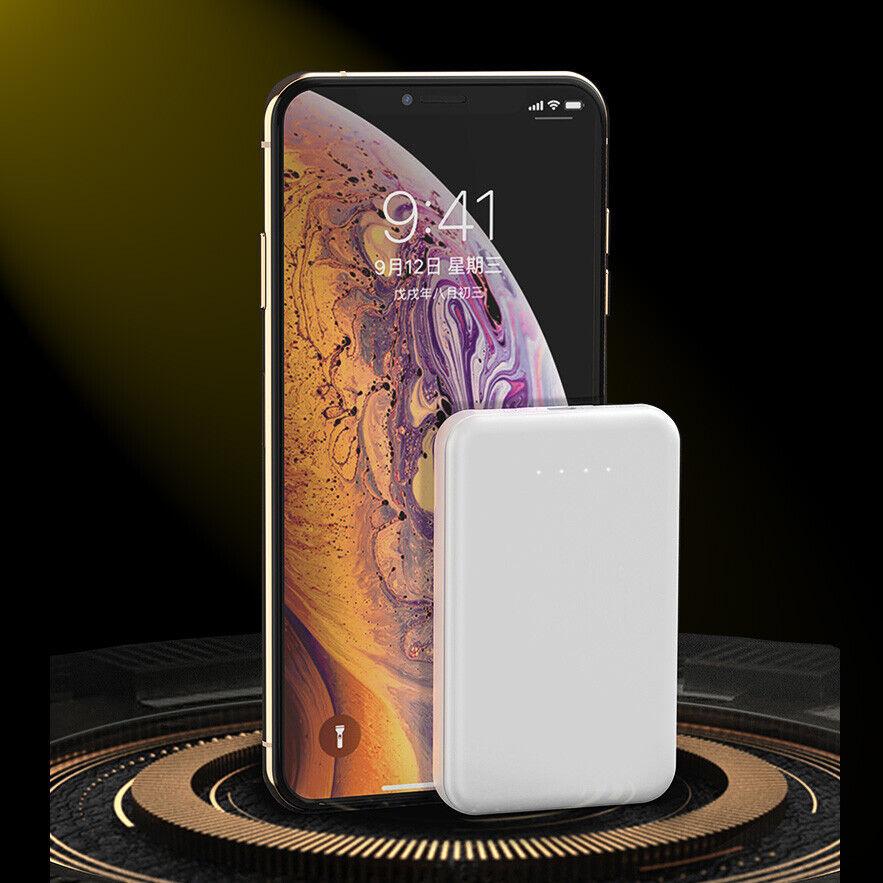 PowerBank Charge Rapide Double USB 5000mAh Portable Batterie Externe iphone sams